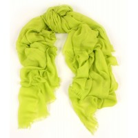 UNITO Solid Lime Scarf