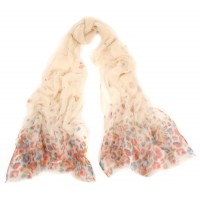 Monet Cotton Gauze Scarf